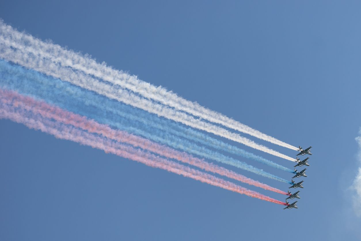 Russia's Military Parade 24 June ahead of the constitutional vote